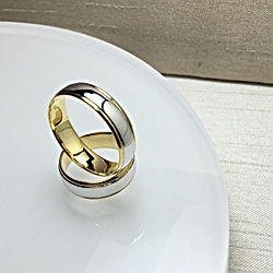 Orocher Wedding Rings Style 01
