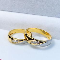 Orocher Jewellery Wedding Ring Style 03