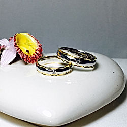 Orocher Wedding Rings Style 04