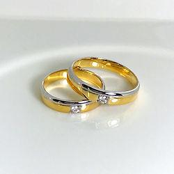 Orocher Wedding Rings Style 05
