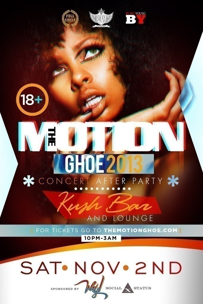 The Motion GHOE