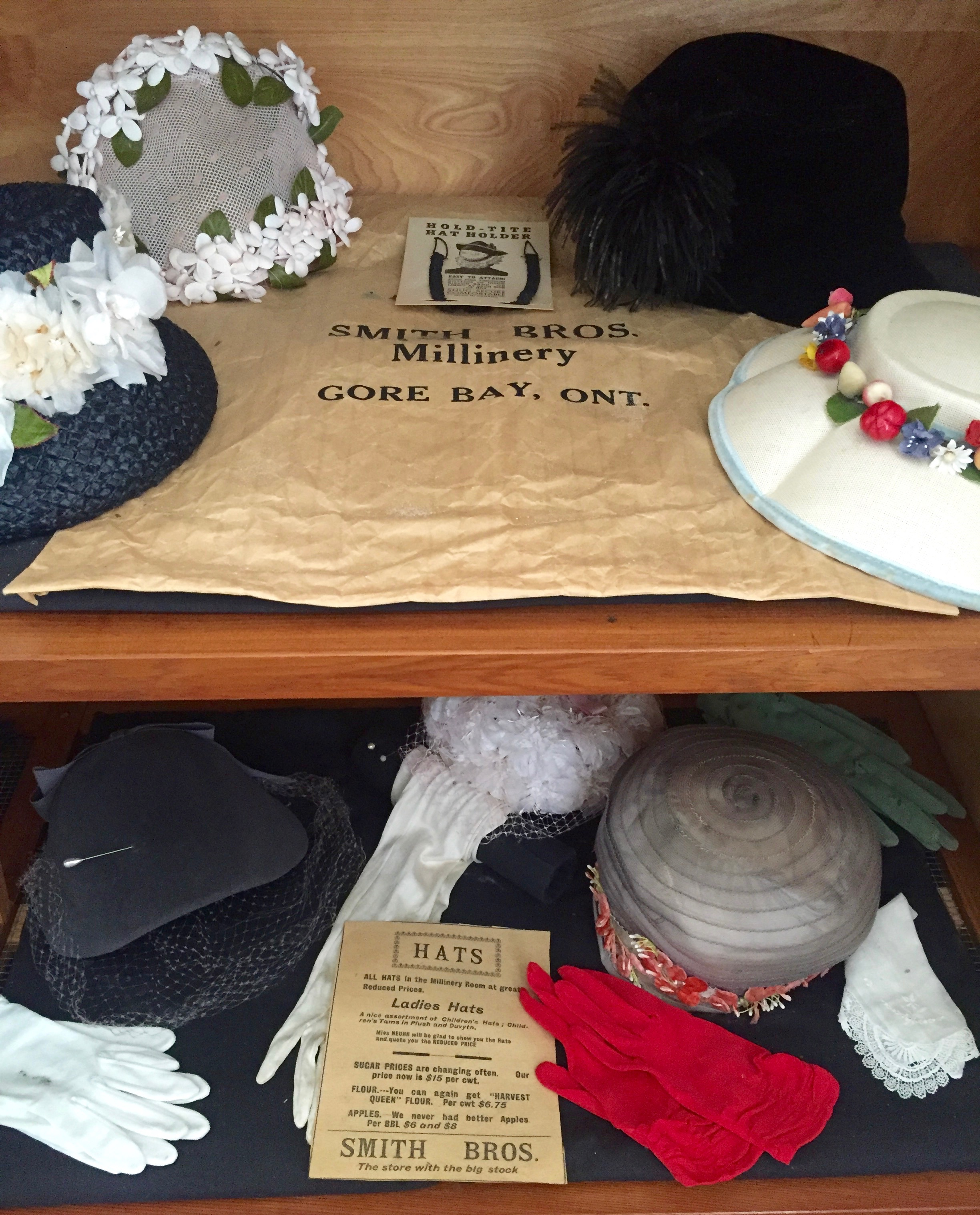 Smith Bros. Millinery