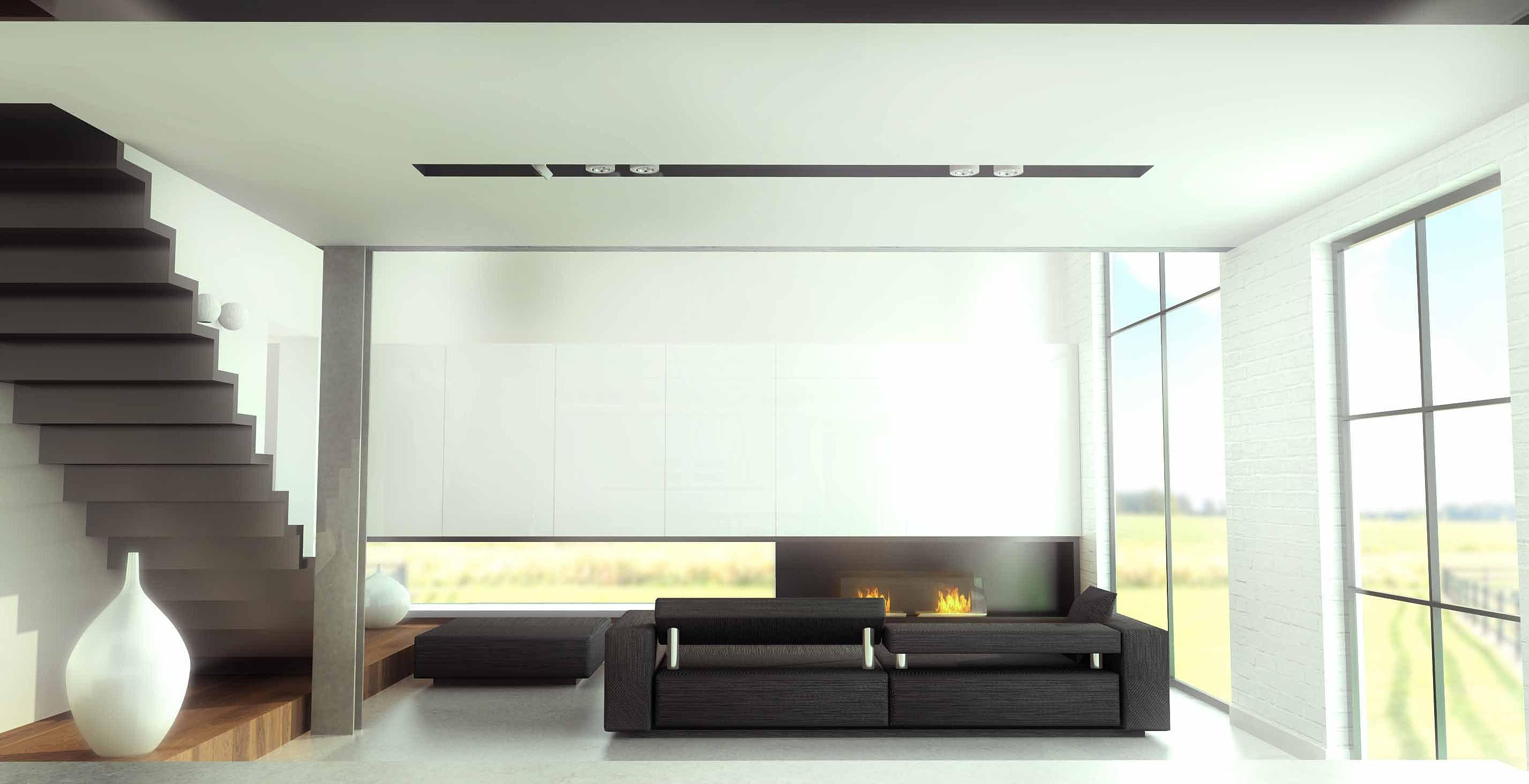 Wils elke interieur nieuwbouw en renovatie lichtplan huisstijl modern interieur - Interieur modern design ...