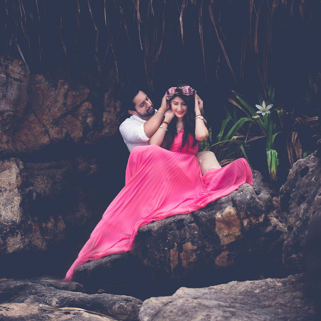 Pre wedding photography in Kerala
