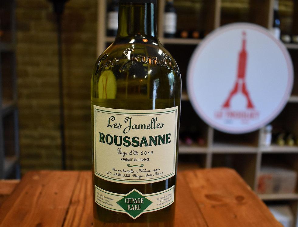 Roussanne, Cépage rare 2019, Pays d'Oc - Les Jamelles