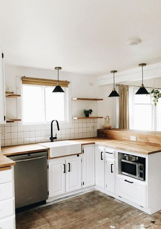 Golden Gaze B&B kitchen inspiration 1