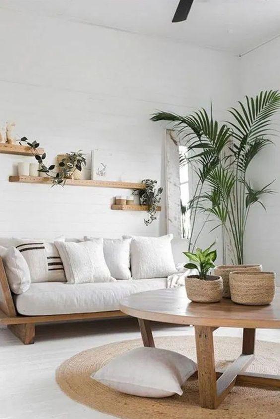 Golden Gaze B&B living room inspiration
