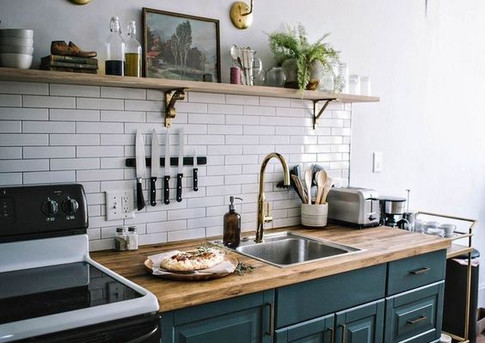 Golden Gaze B&B kitchen inspiration 2