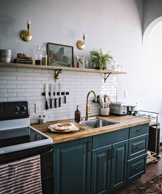 Golden Gaze B&B kitchen inspiration 2