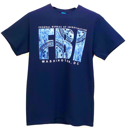 T-shirt - FBI Washington DC