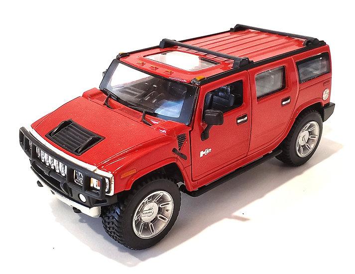 Toys - 2008 Hummer SUV Sports Car