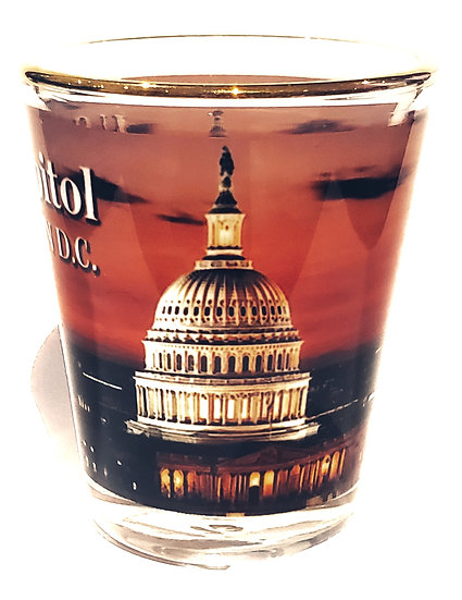 Shot Glass - Capitol
