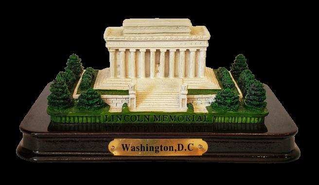 Replica - Lincoln Memorial
