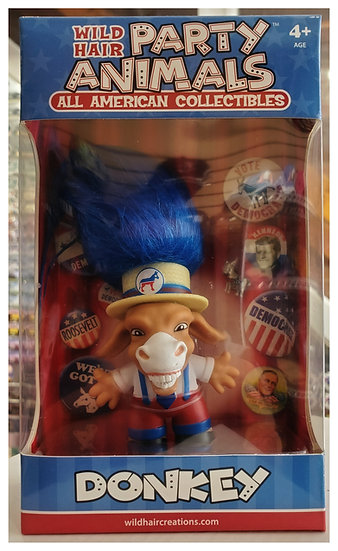 All American Collectibles Party Animals -Donkey