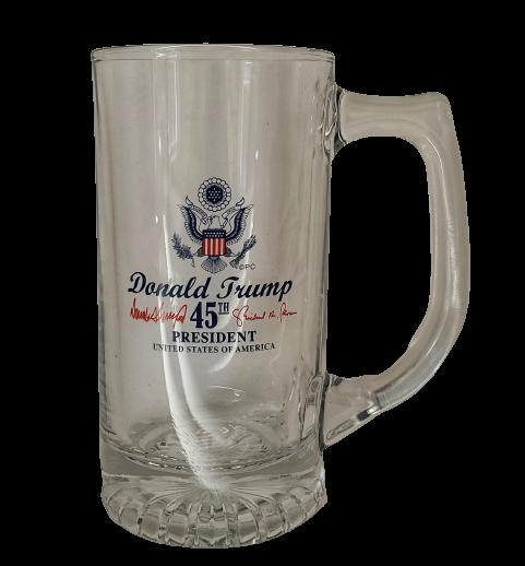 Trump Beer Mug