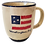 Thumbnail: Abstract Flag Coffee Mug