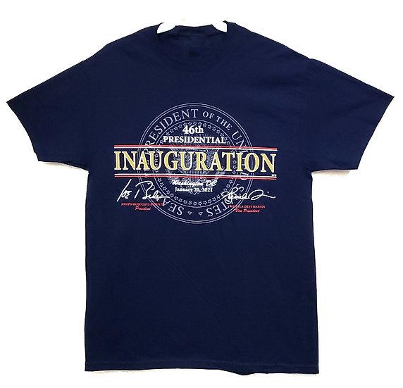 T-shirt - Inaguration 46th President