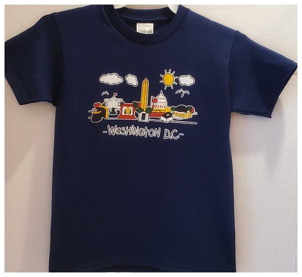 Kid T-Shirt - Monuments Sunny