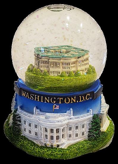 Snow Globe - Washington DC Pentagon