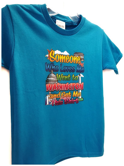 KID T-Shirt - Someone Who Loves Me - 2 Color Options