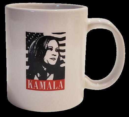 Mug - Kamala Coffee Mug