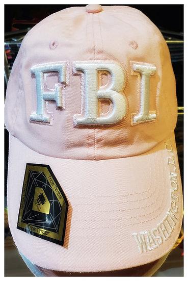 Cap - FBI Pink