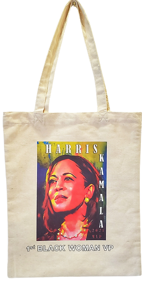 Tote bag  - Kamala Harris VP