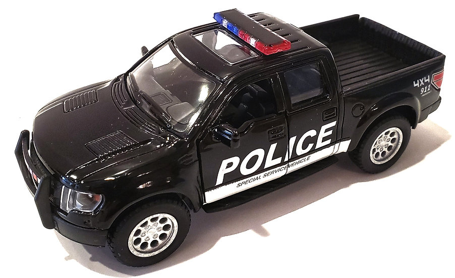 Ford F-150 Police Special Service Vehicle