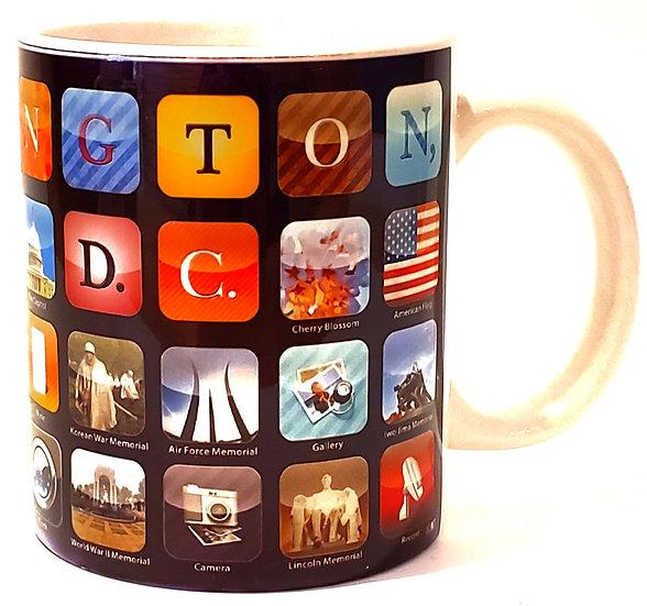 Mug - Apps Washington DC