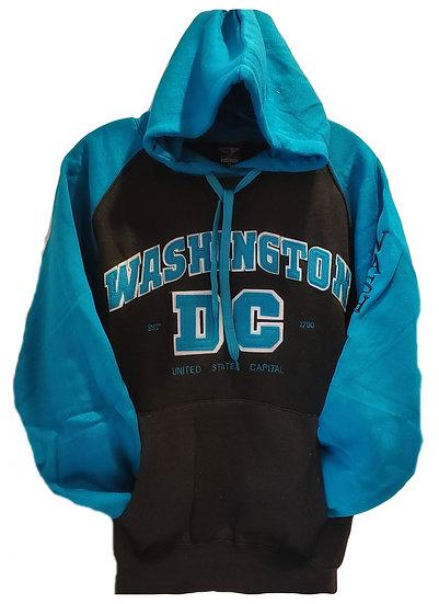 Adult Hoody - 2-Tone - 3 Color Options Sweatshirt
