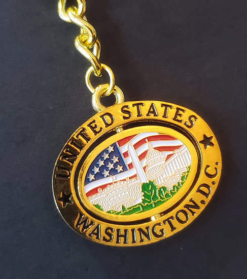 Keychain - Washington DC
