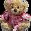 Thumbnail: Teddy Bear - NCBF Cherry Blossom