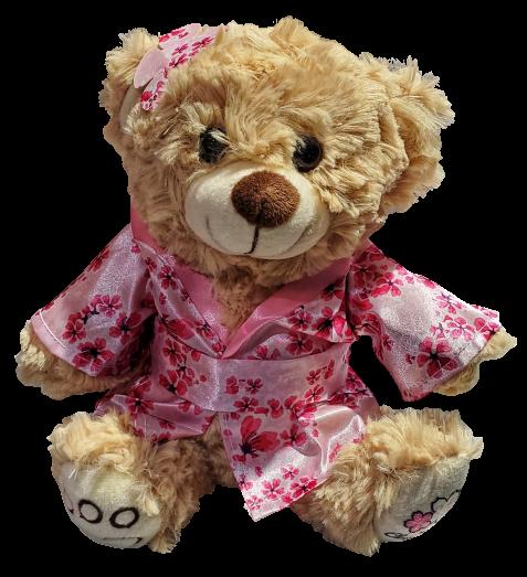 Teddy Bear - NCBF Cherry Blossom