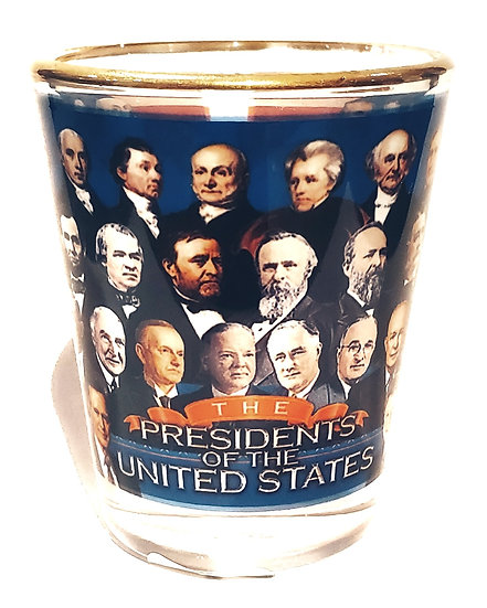 Shot Glass - Presidents