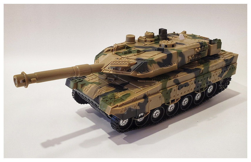Army Combat Tank