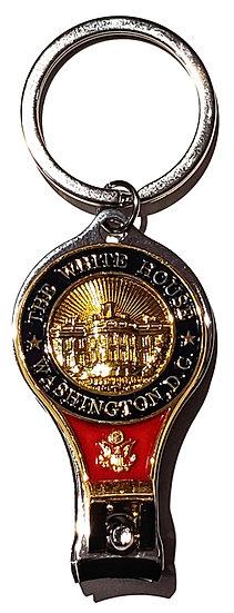 Keychain - Washington DC Nail Clipper