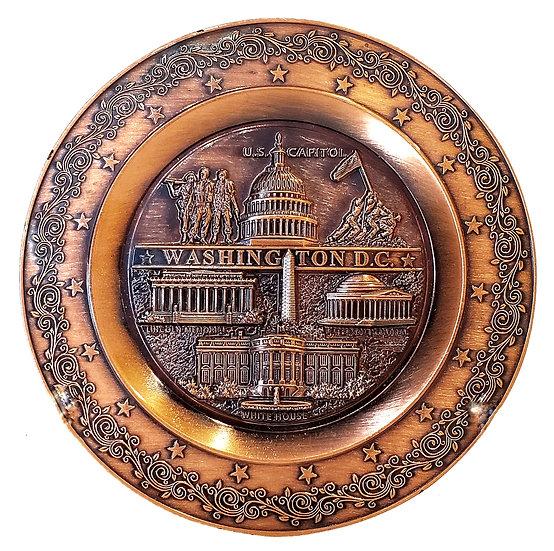Replicas - Washington DC Copper Plate