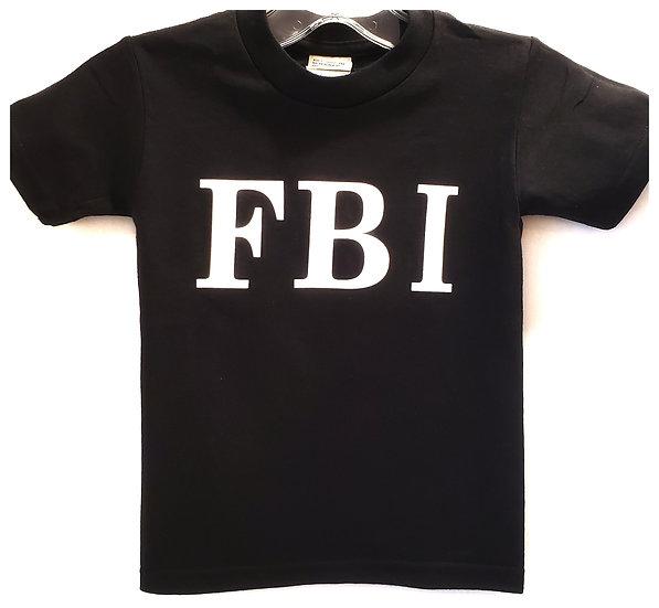 Kid T-Shirt - FBI