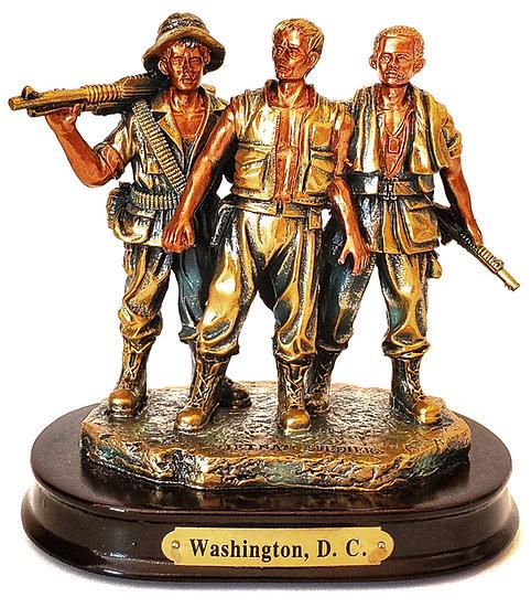 Replica - Vietnam Three Soldiers Statue