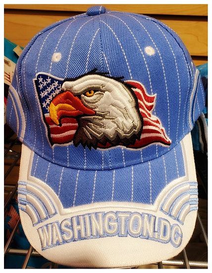 Cap - Eagle with Stripes