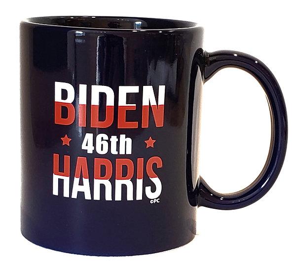 Biden Harris 46th Coffee Mug