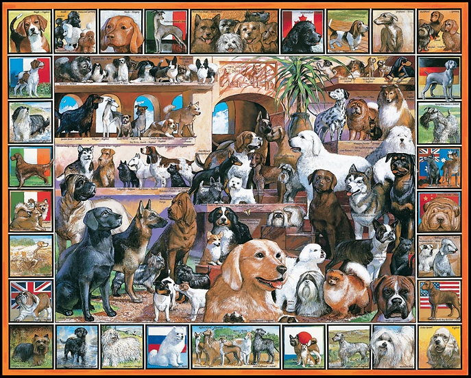 World of Dogs (141PZ)