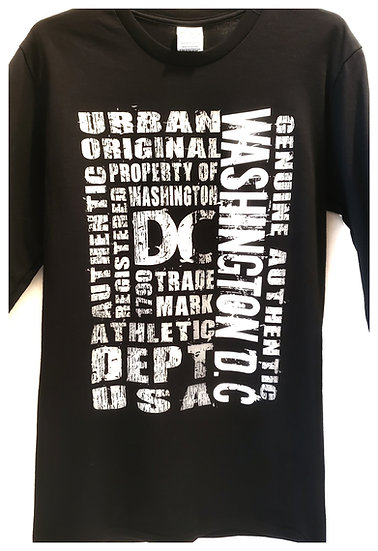 Long Sleeve Shirt - Washington DC Urban