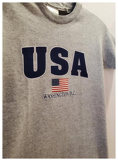 Kid T-Shirt - USA - 2 Colors