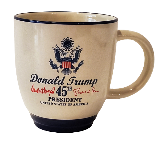 Mug - Trump Signature