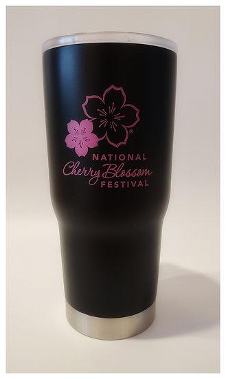 Travel Mug - NCBF Logo One Color Pro 22