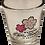 Thumbnail: Shot Glass - NCBF Logo Cherry Blossom
