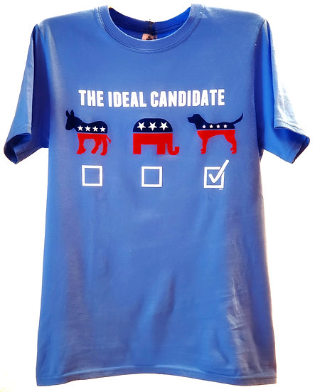 Adult T-Shirt - The Ideal Candidate