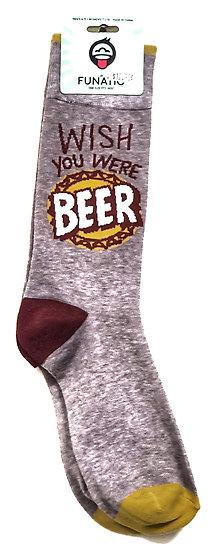 Socks - Wish You Were Beer