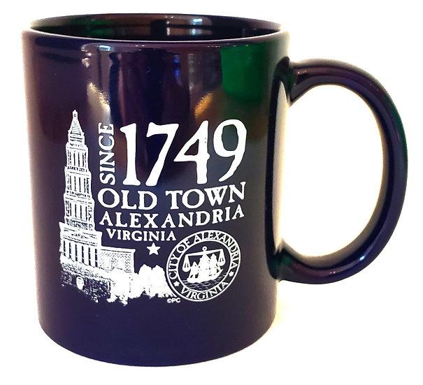 Mug - Old Town Alexandria 1749